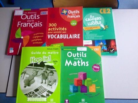 manuels ce2
