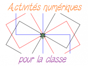 Activités numériques et programmation