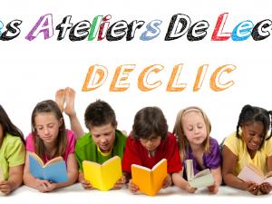 Ateliers de lecture DECLIC