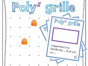 Jeux Maths : les polygones