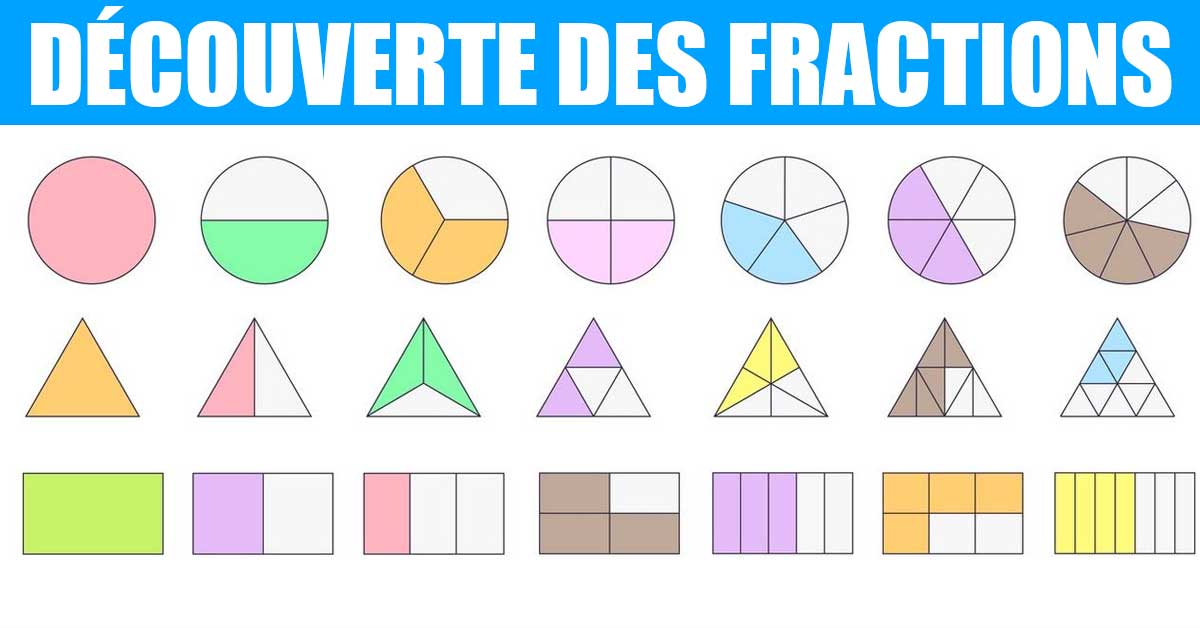 decouverte fractions cm1