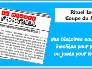 Coupe du Monde : Rituel lecture et prédictions